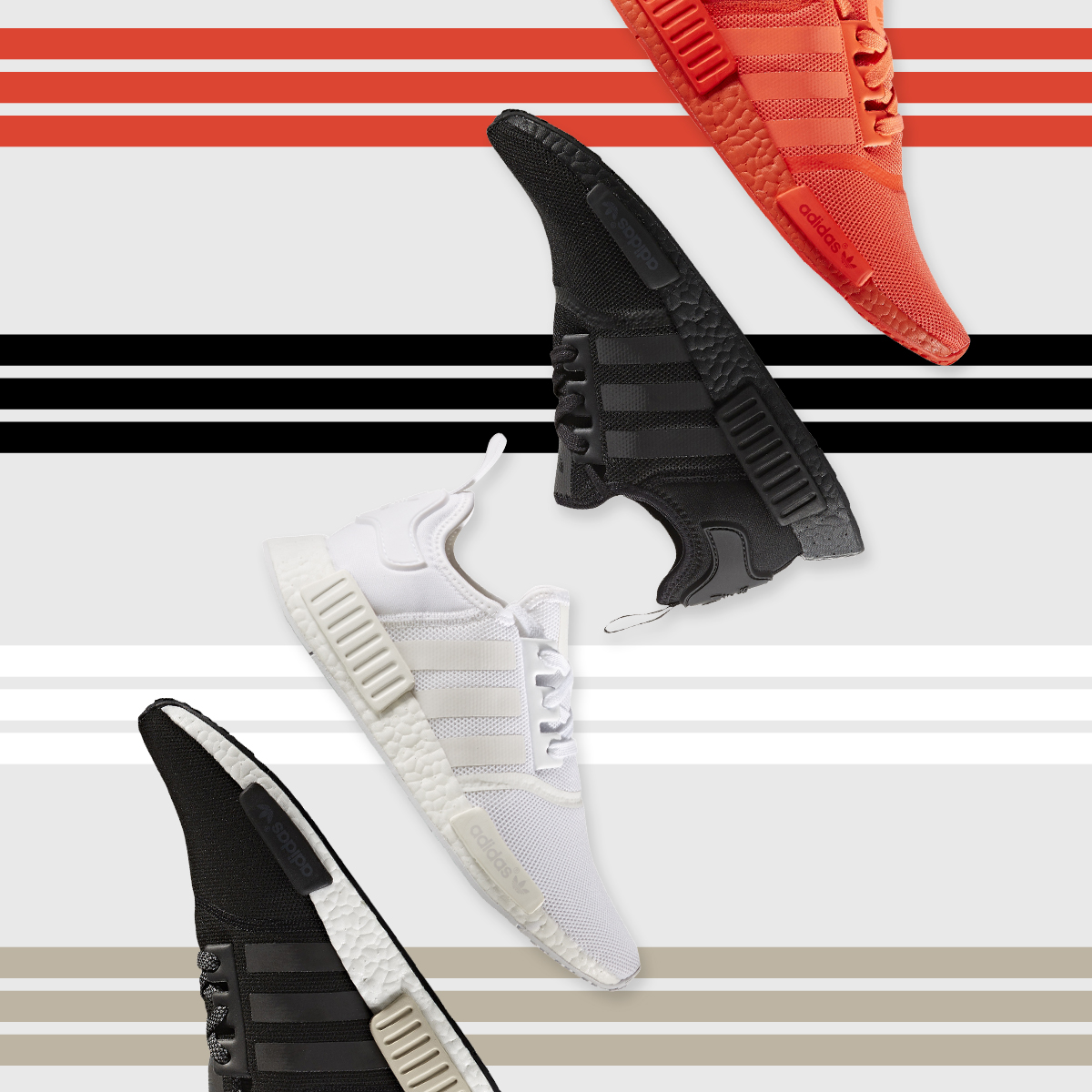 Release Report: Two Retros, Four NMDs Drop This Weekend!