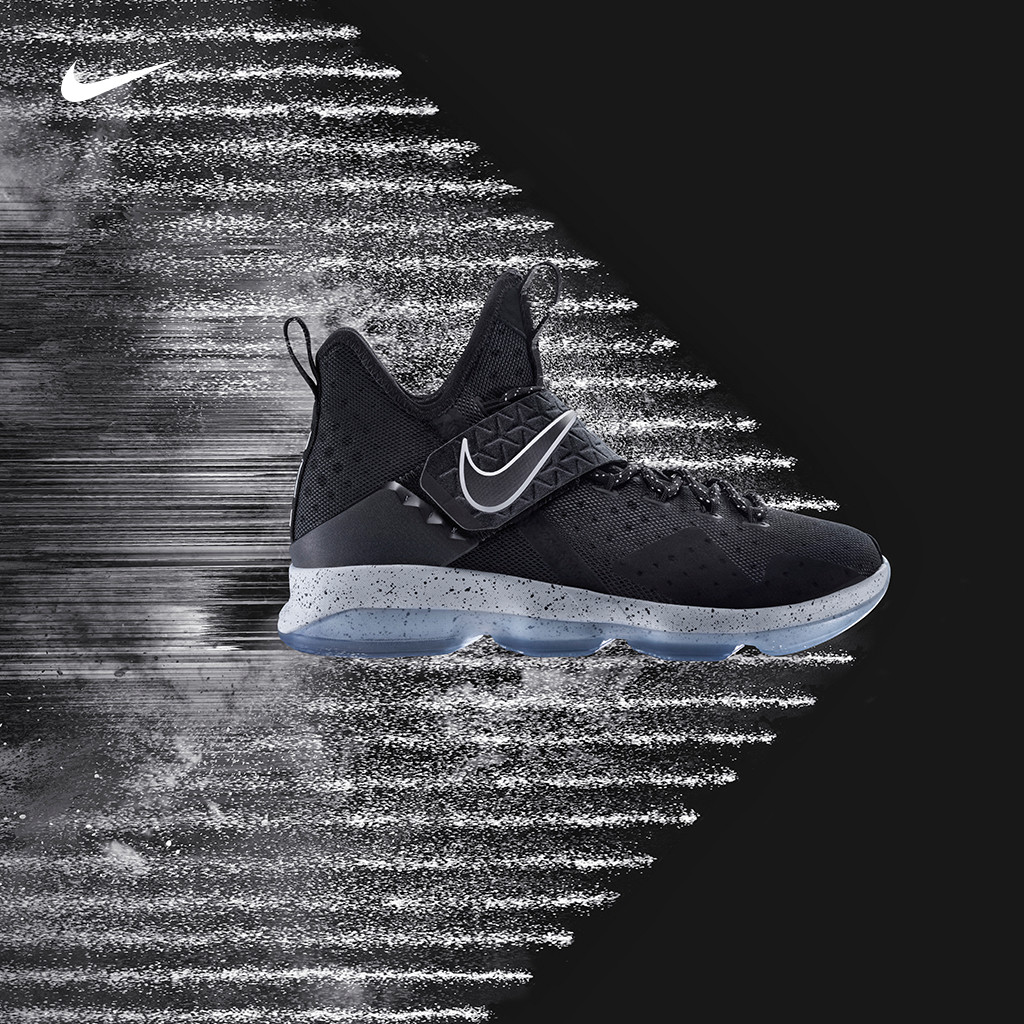 The LeBron 14 Arrives This Weekend