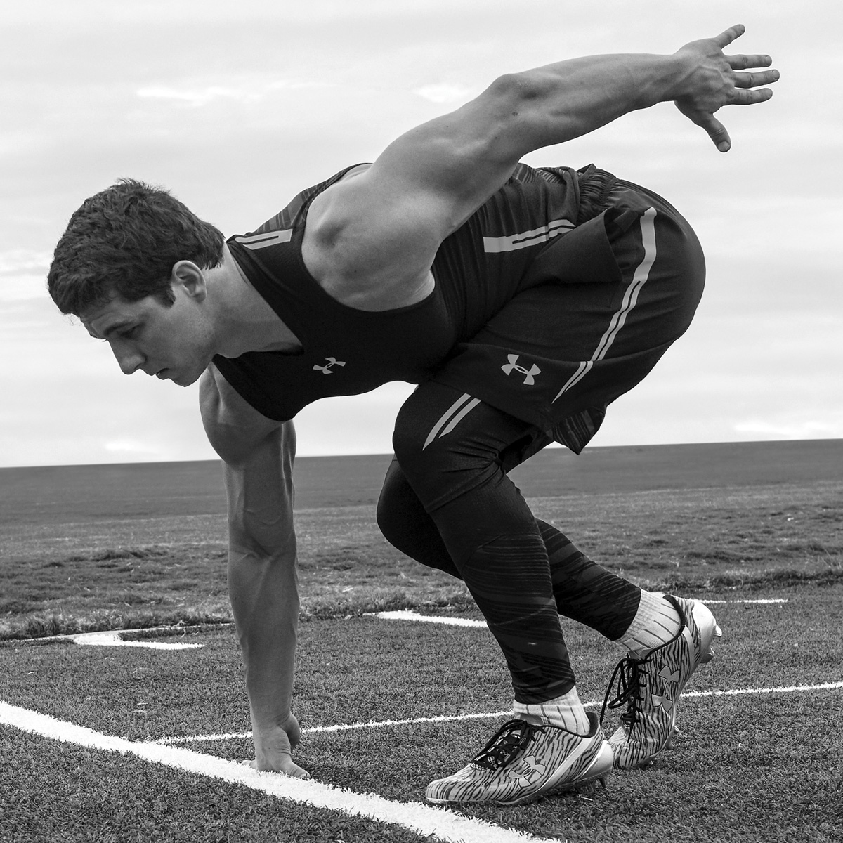 Under Armour NFL Combine Training Gear: Built For The Biggest Workouts