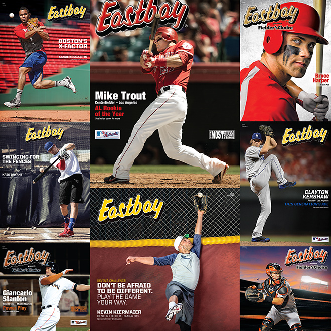 From the Cover to the Diamond: Eastbay Cover Stars are Ready for a Huge Season
