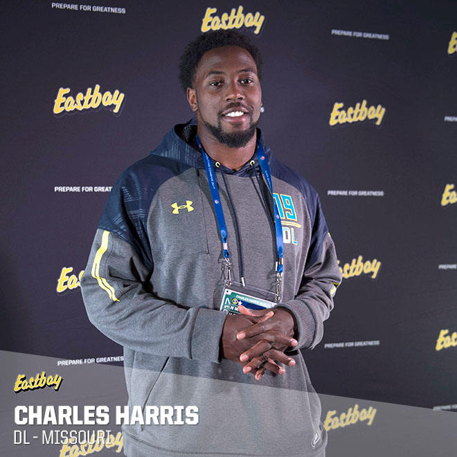 Live From Indy: Charles Harris