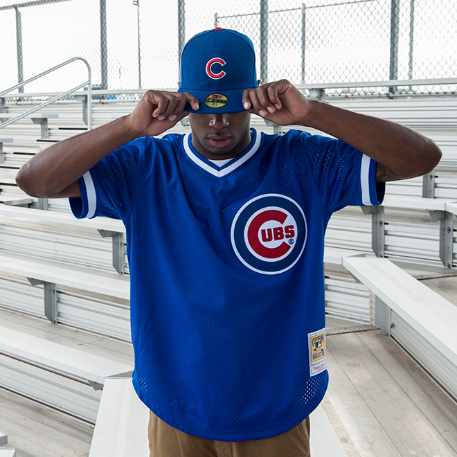 Baseball Has Arrived: A look At Mitchell & Ness And The MLB BP Jersey