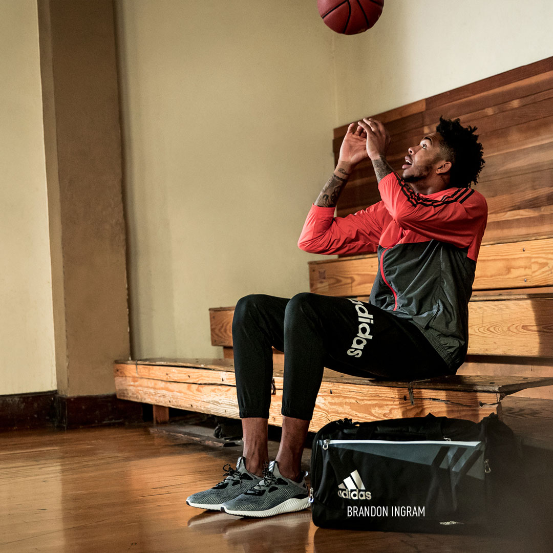 Mentor and Mentee: The Jerry Stackhouse and Brandon Ingram Story