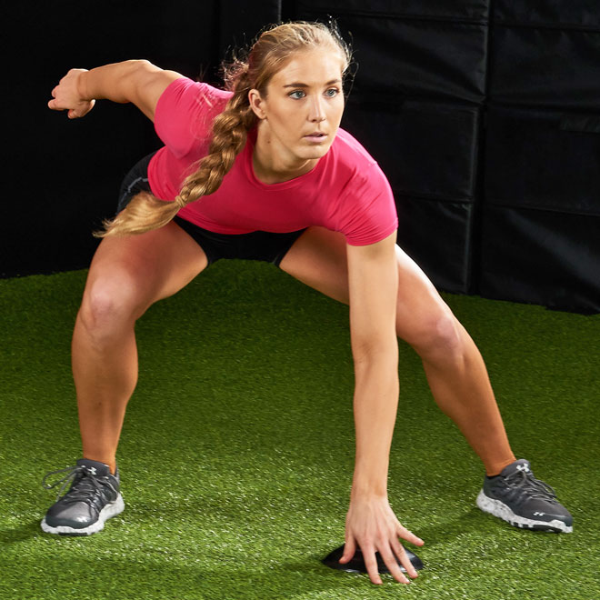 The Importance of Lateral Quickness