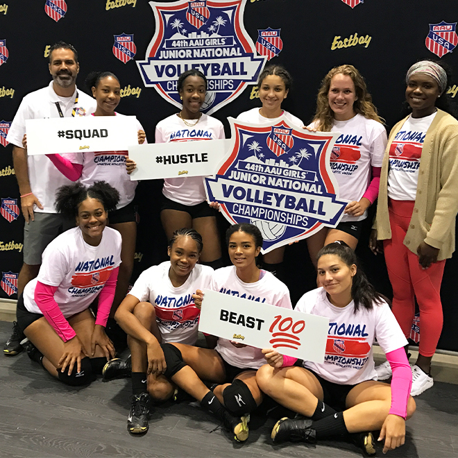 Top 7 Life Lessons From The High School Volleyball Player