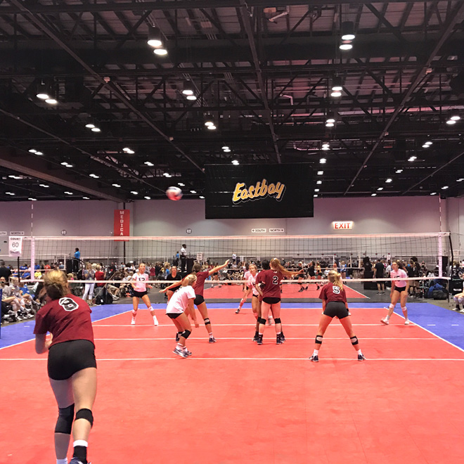 What Girls Are Made Of: AAU Volleyball Championships