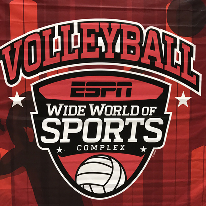 AAU National Volleyball Championships Told Through Boomerangs