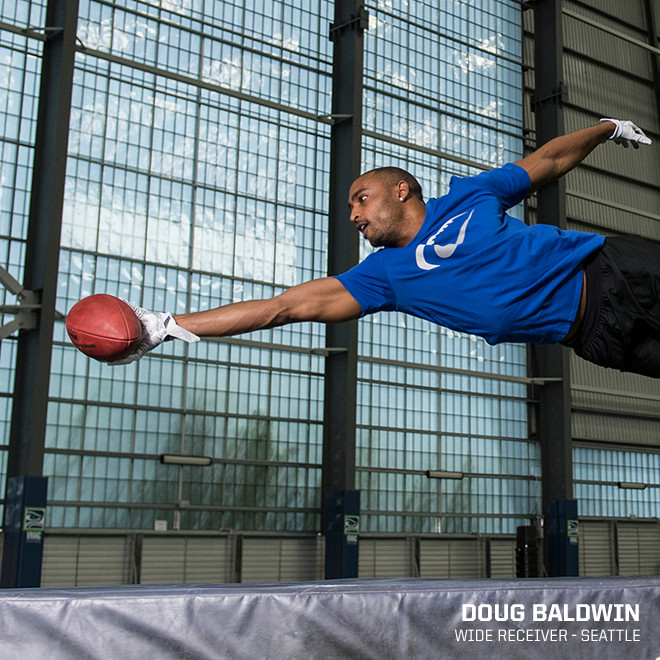 Doug Baldwin: From Undrafted To Indispensible