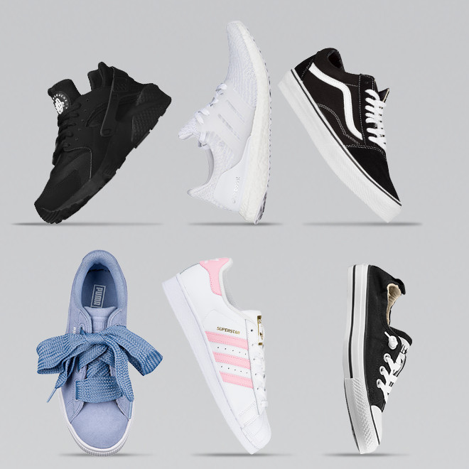 20 Top-Rated Back To School Kicks