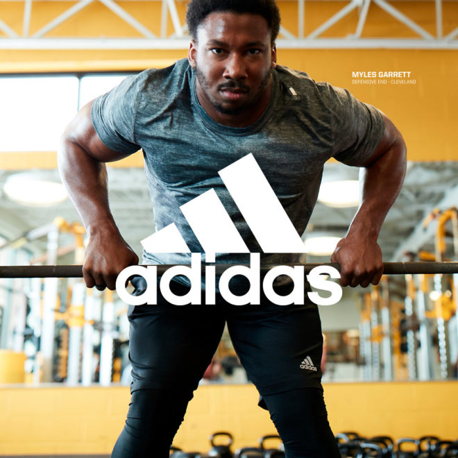 Myles Garrett: A Workout Warrior