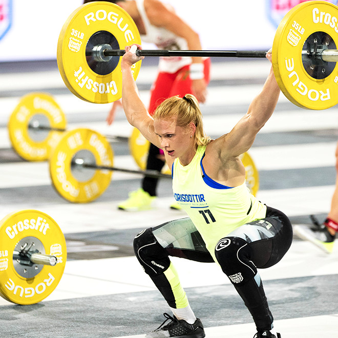 Annie Thorisdottir: A World-Class CrossFit® Athlete