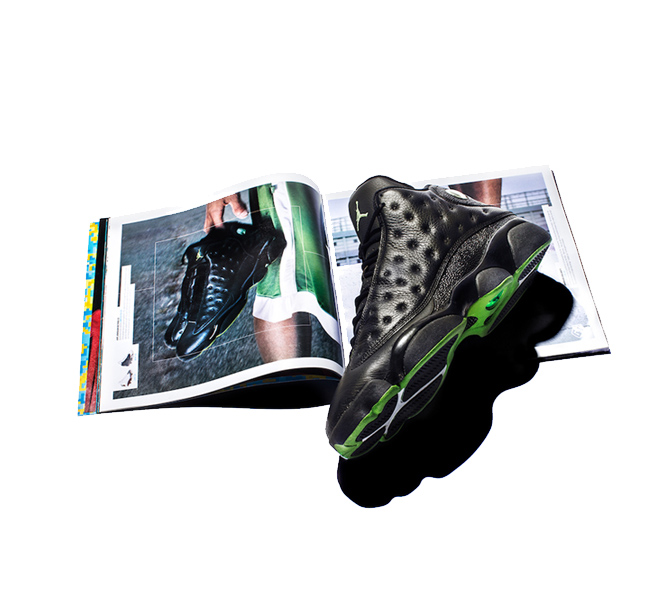 12.20 Release Report: Jordan Retro 13 'Altitude' Shoes Are Here As Well As The Nike Kyrie 4!