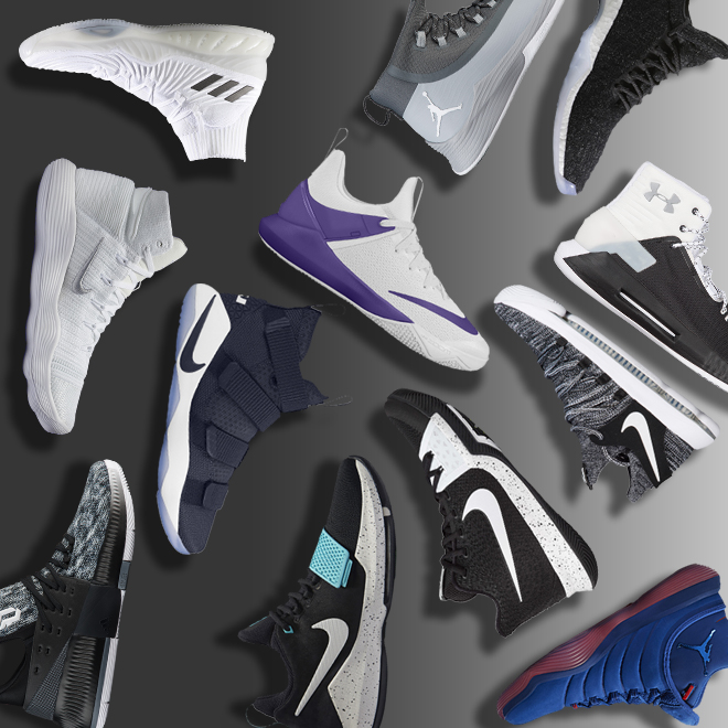 Best of 2017 Basketball Shoes