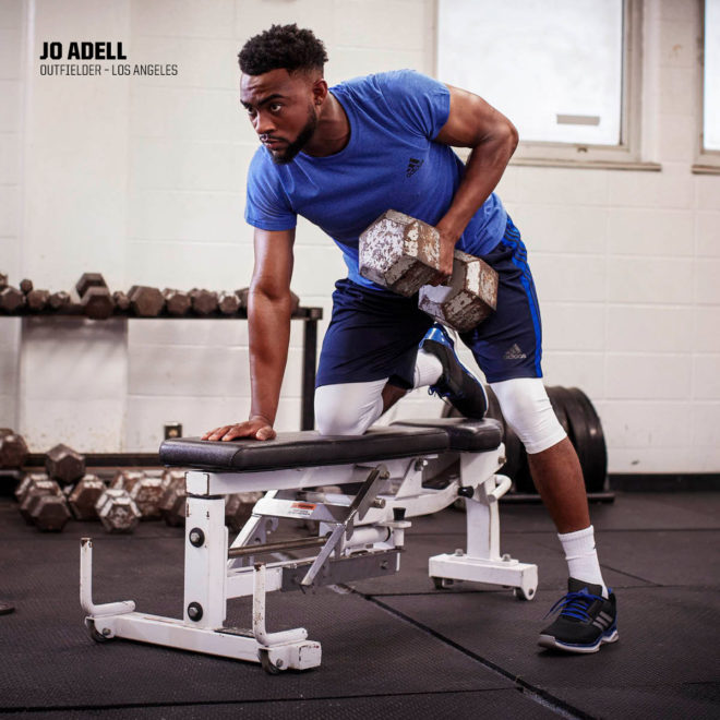Jo Adell: Preparing For The Pros