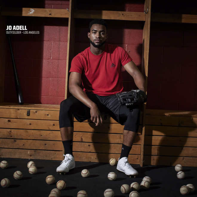 Jo Adell HS to Pros Mobile SP