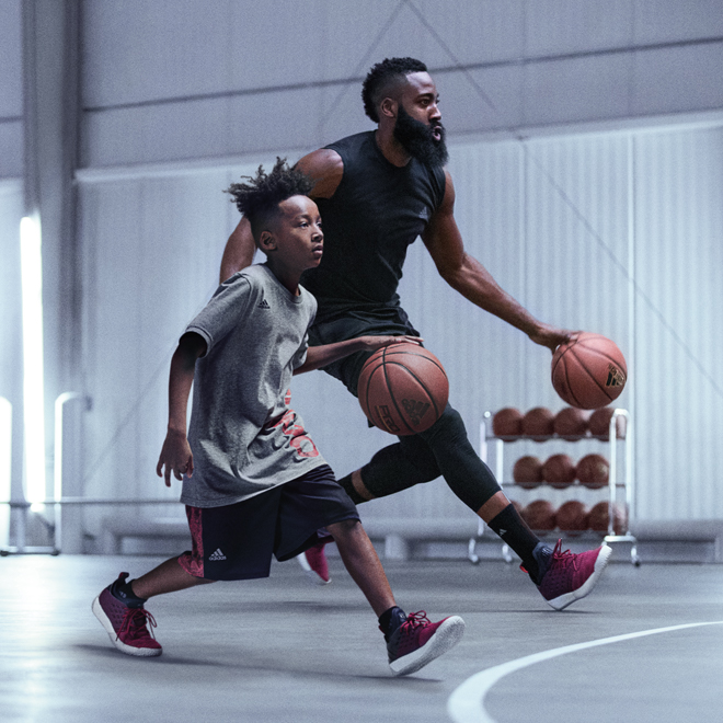 Create Your Legacy: Malakai Lewars + James Harden