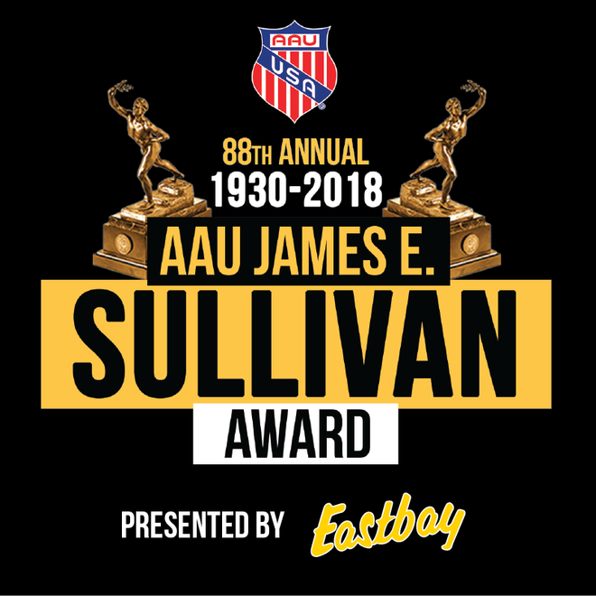 The AAU Sullivan Award: Another Winner Will Be Crowned