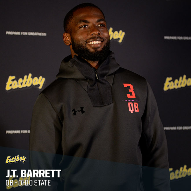 J.T. Barrett: A Leader At Every Level