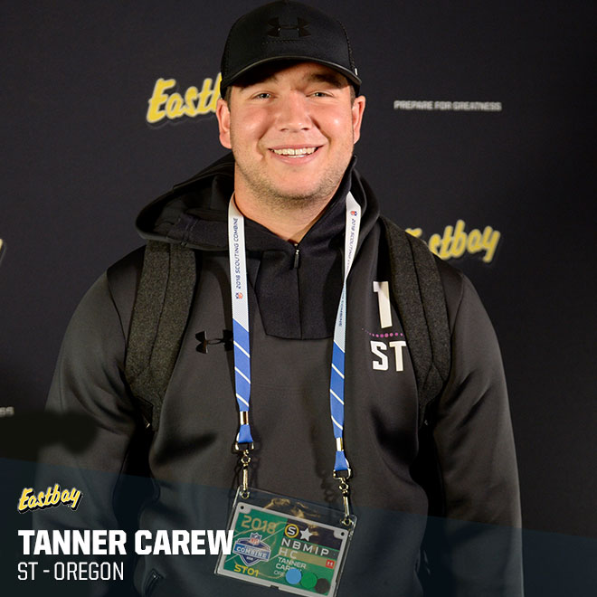 Tanner Carew: The Best Long Snapper In The Nation
