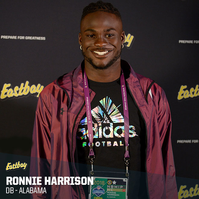 Get To Know Ronnie Harrison