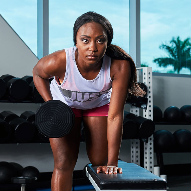 Training Tips From Pro Soccer Player Jamia Fields