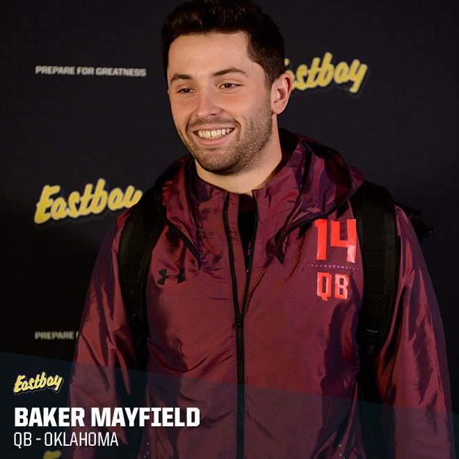 Q&A With Baker Mayfield