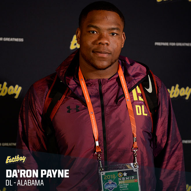5 Things You Need To Know About Da'Ron Payne