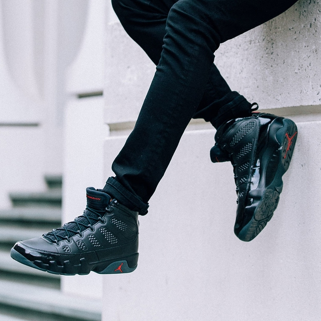 3.7 Release Report: The Jordan Retro 9 'Bred' Leads The Way This Week