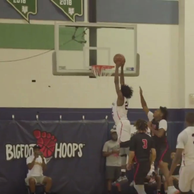 Can't Miss: Bigfoot Hoops The Eight Highlights