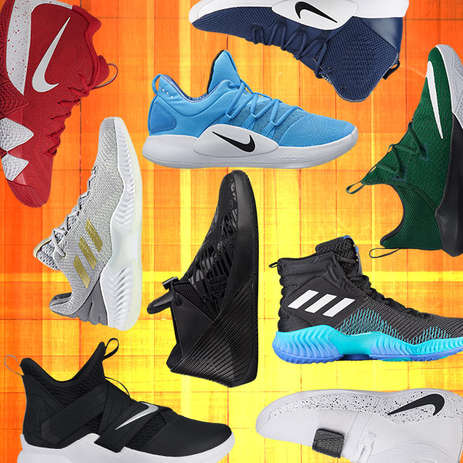 The Best Team Basketball Shoes of 2018