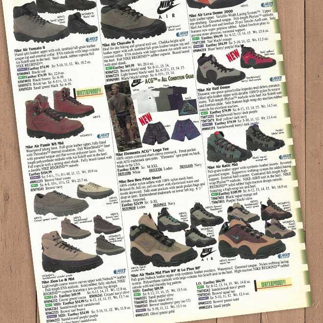 Eastbay Outdoor Boots