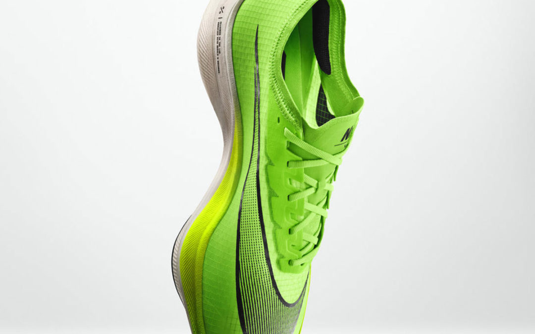 Release Report: Nike ZoomX Vaporfly NEXT%