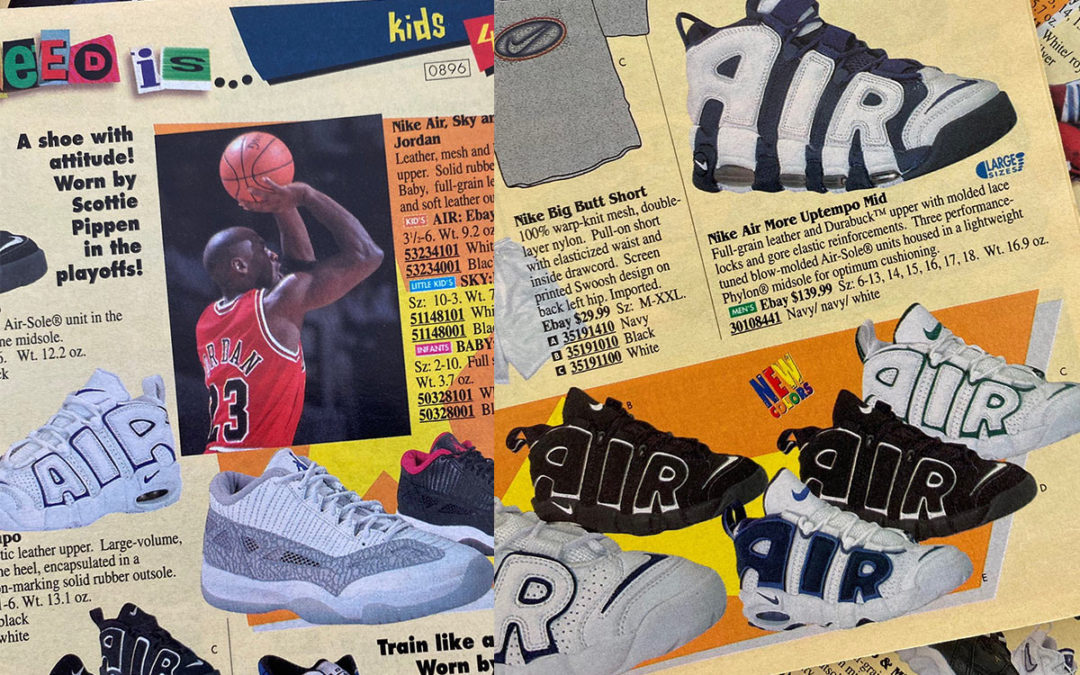 A Look Back: The Ten Greatest Back to School Sneakers of 1996