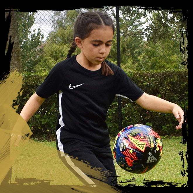 Enhance Your Skills with Dribbling & Footwork Drills from Ariana Dos Santos