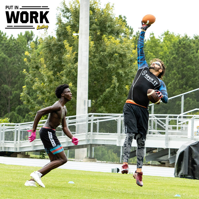 Put In Work: Elite Football Training
