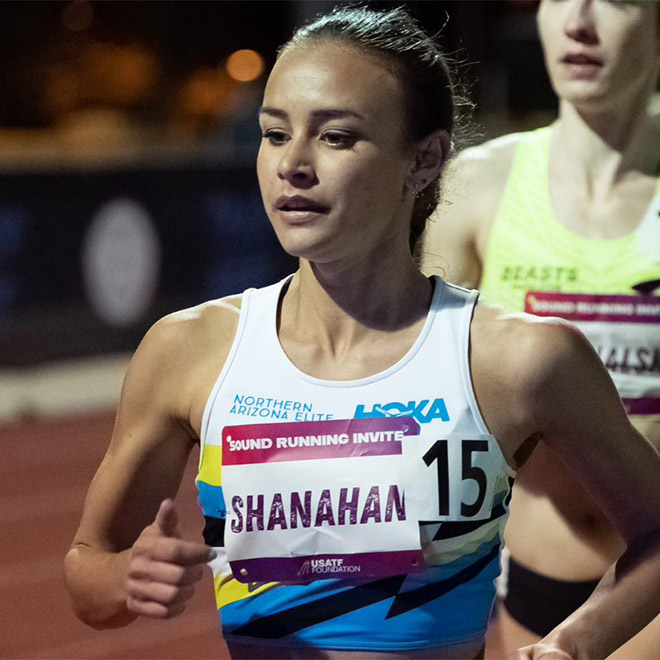 Why I Run with Pro HOKA Runner Dani Shanahan
