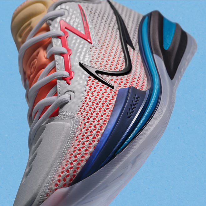 Cut, Jump, and Run. The Nike Greater Than Series Has Arrived