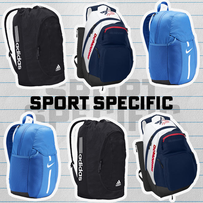 Back To School Bag Guide Sports Bags