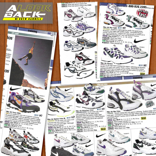 A Look Back: A Breakdown of the Best Running Sneakers From Fall '97