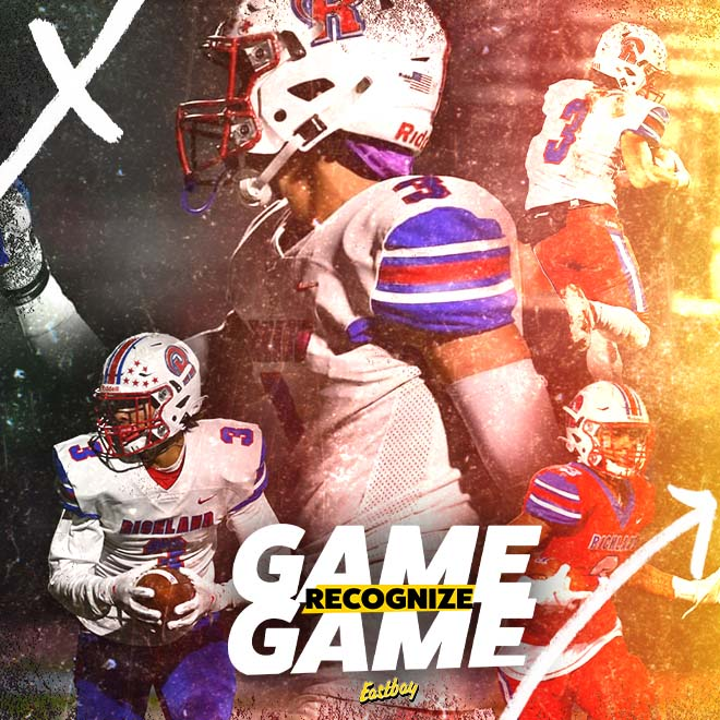 Game Recognize Game: Richland High School's Griffin LaRue is our September Winner