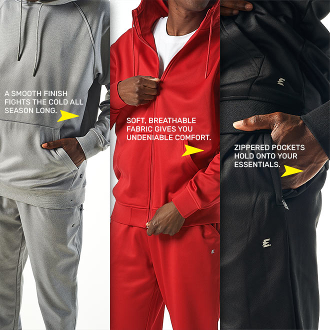 Eastbay Performance Athletic Apparel TempTech Collection